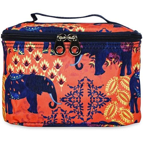 Sacred Elephant Makeup Bag