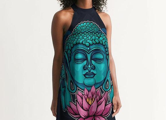Namaste Women's Halter Dress