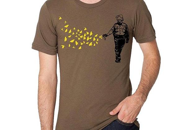 Pepper Spray Cop t-shirt, Men's cut