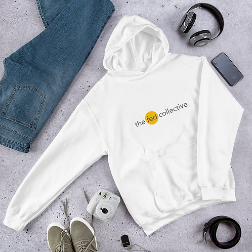 """""""the fed collective"""" Hoodie"""