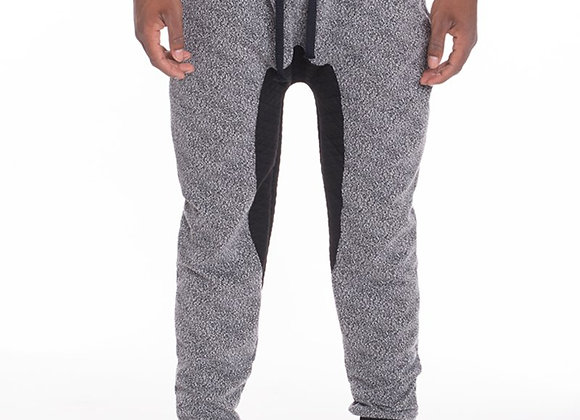 STATIC CONTRASTED JOGGERS