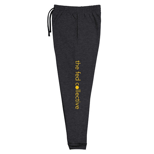 """""""the fed collective"""" Unisex Joggers"""