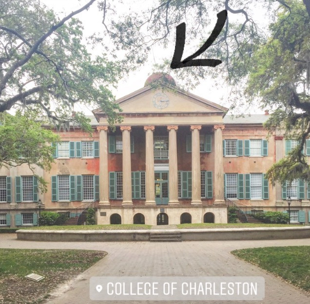 Randolph Hall, College of Charleston