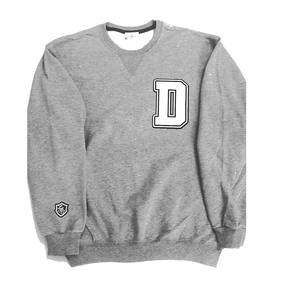 Varsity Sweatshirt (Customizable)