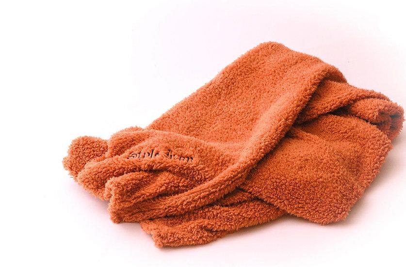 Luxury Sherpa Throw Blanket 50 x60