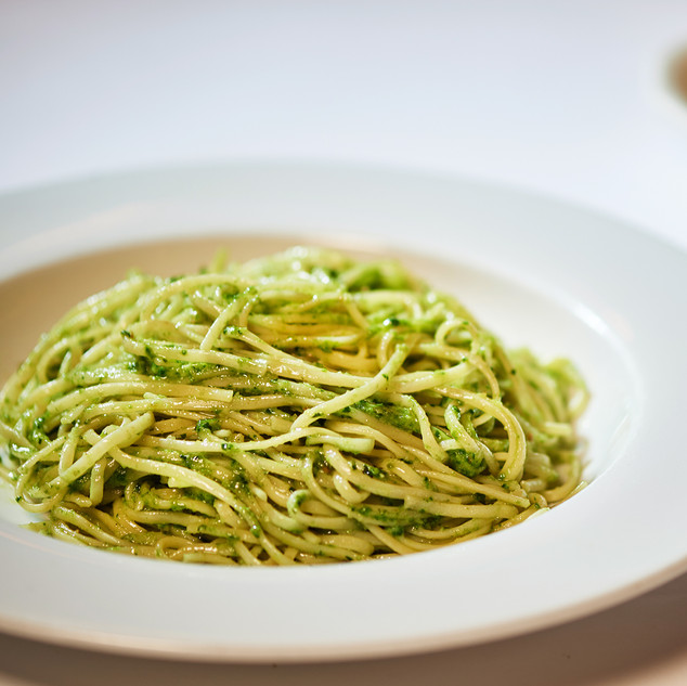 Linguini, al Pesto