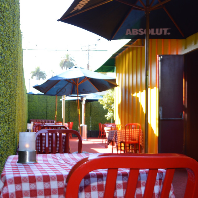 Dan Tana's Patio
