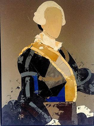 No 0318 - Huile sur toile - 133x100 cm - 180 CHF/mois