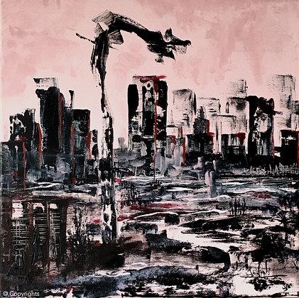AUBE URBAINE  / Urban dawn