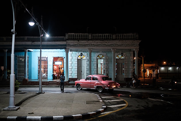 Cienfuegos by Night