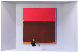 Homage to Marc Rothko