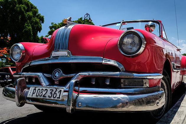 Red Pontiac