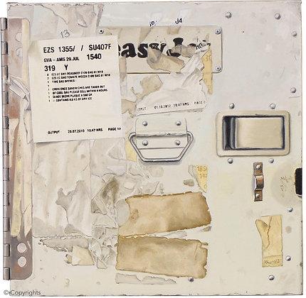 CASIER  EZS SU407F  ( Locker )