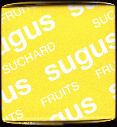 SUGUS  JAUNE   ( Yellow Sugus )