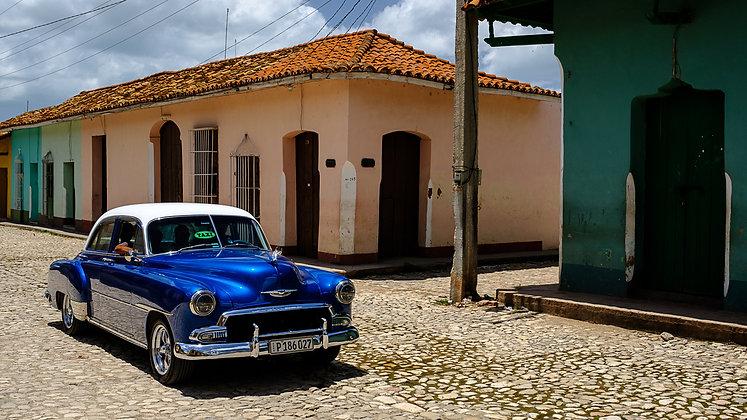 Chevy en Trinidad