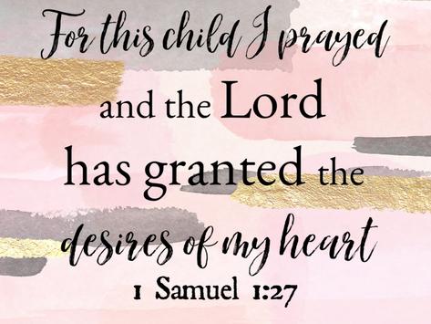 Hannah - The Praying Mom
