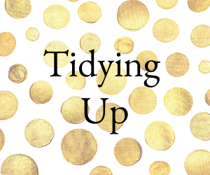 Tidying Up