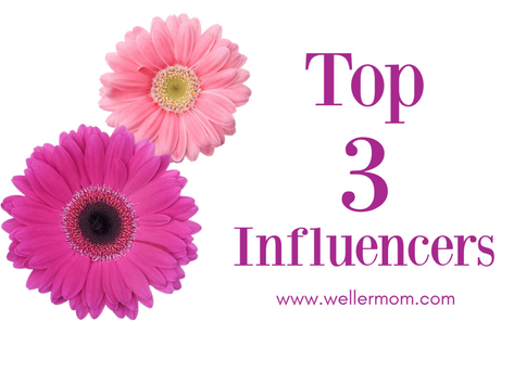 My Top Influencers