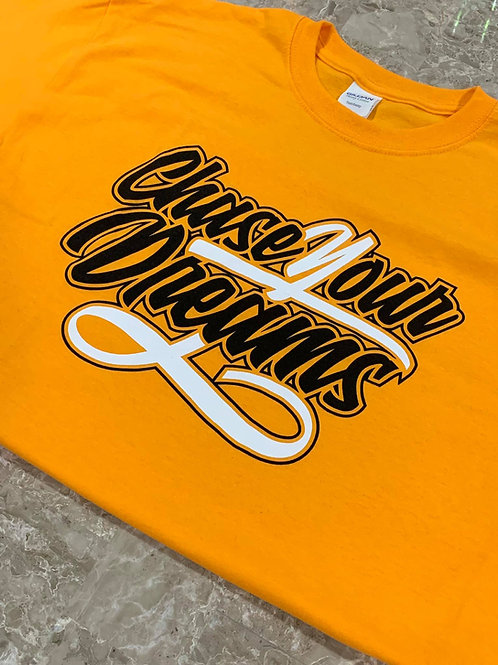 Tennesse Orange Chase Your Dreams tee