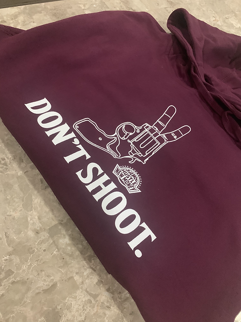 Maroon Dont Shoot