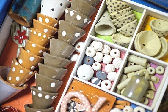 Artigiana ceramista, artigianato femminile, empowering women through their job and passion, lavoro e passione