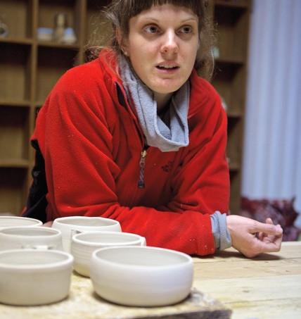Elisa Sasso-Ceramista