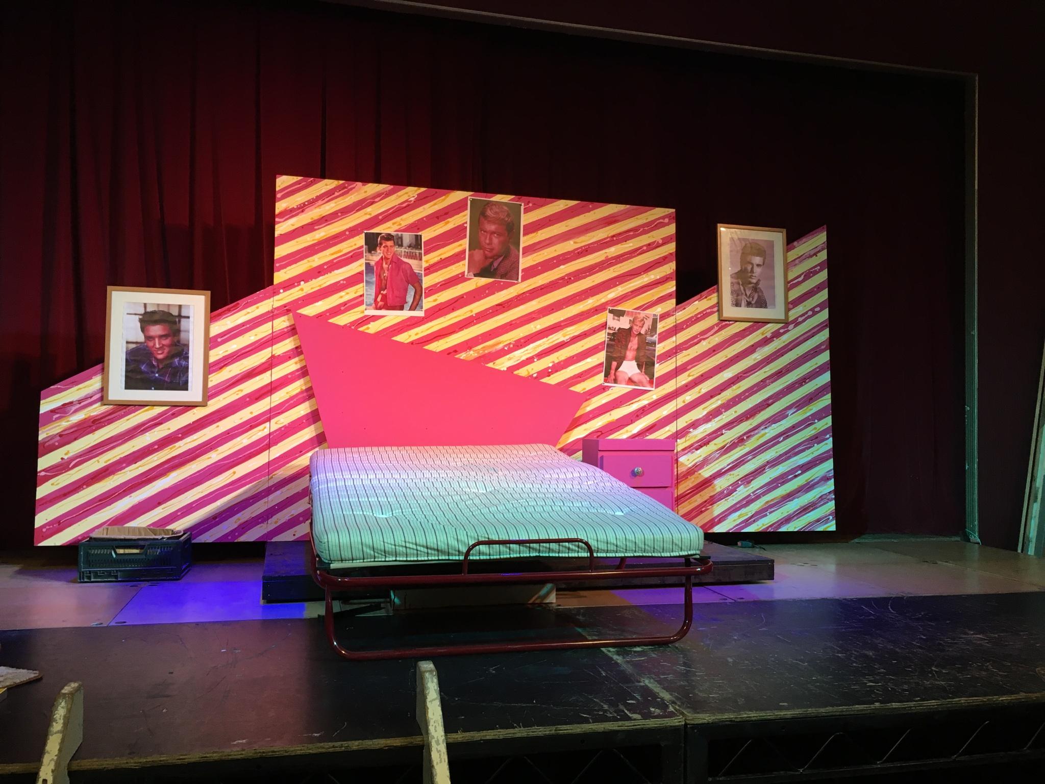 'Jan's Bedroom' Set