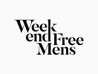 Weekend Free Mens 様
