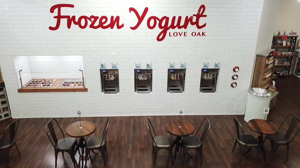 Our self-serve frozen yogurt bar is now open in Eastland, Texas! Design your very own Fro-yo creation choosing from 8 soft-serve flavors and over 30 ...