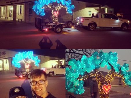 Eastland Lighted Christmas Parade 2018