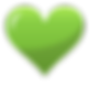Green Heart Icon-135571.png