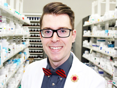 BEN MCNABB PARTICIPATES IN PLANNING FORUM OF NATIONAL COMMUNITY PHARMACISTS ASSOCIATION