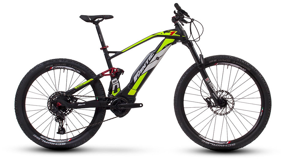 VTT XF1  integra 150 trail FANTIC