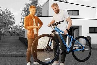 PERSONALISATION DES REGLAGES : Notre expert cycle vous remettra votre vélo électrique et assurera la personnalisation des réglages.  Afin de mieux vous servir, nous assurons aussi la livraison gratuite vers les départements du Haut Rhin (68), du Bas Rhin (67), du Territoire de Belfort (25), des Vosges (88), de la Moselle (57) et de la Meurthe et Moselle (54).
