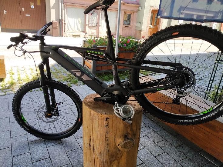 VTT  E seven Trailray 1LTD 1.0  Raymon bikes 2020