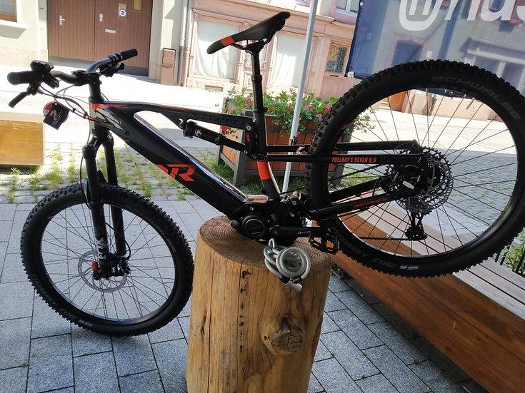 VTT Full Ray E seven 8.0  Raymon bikes 2020