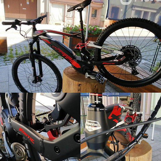 VTT XF1 enduro integra 160 FANTIC