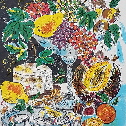 'Autumn Feast' by Emily Sutton