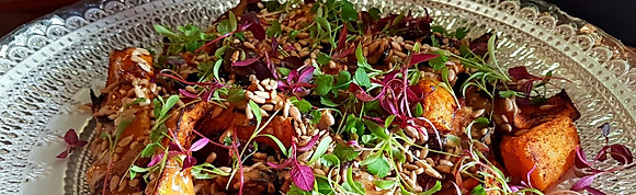 SALADS FROM THE COUNTER