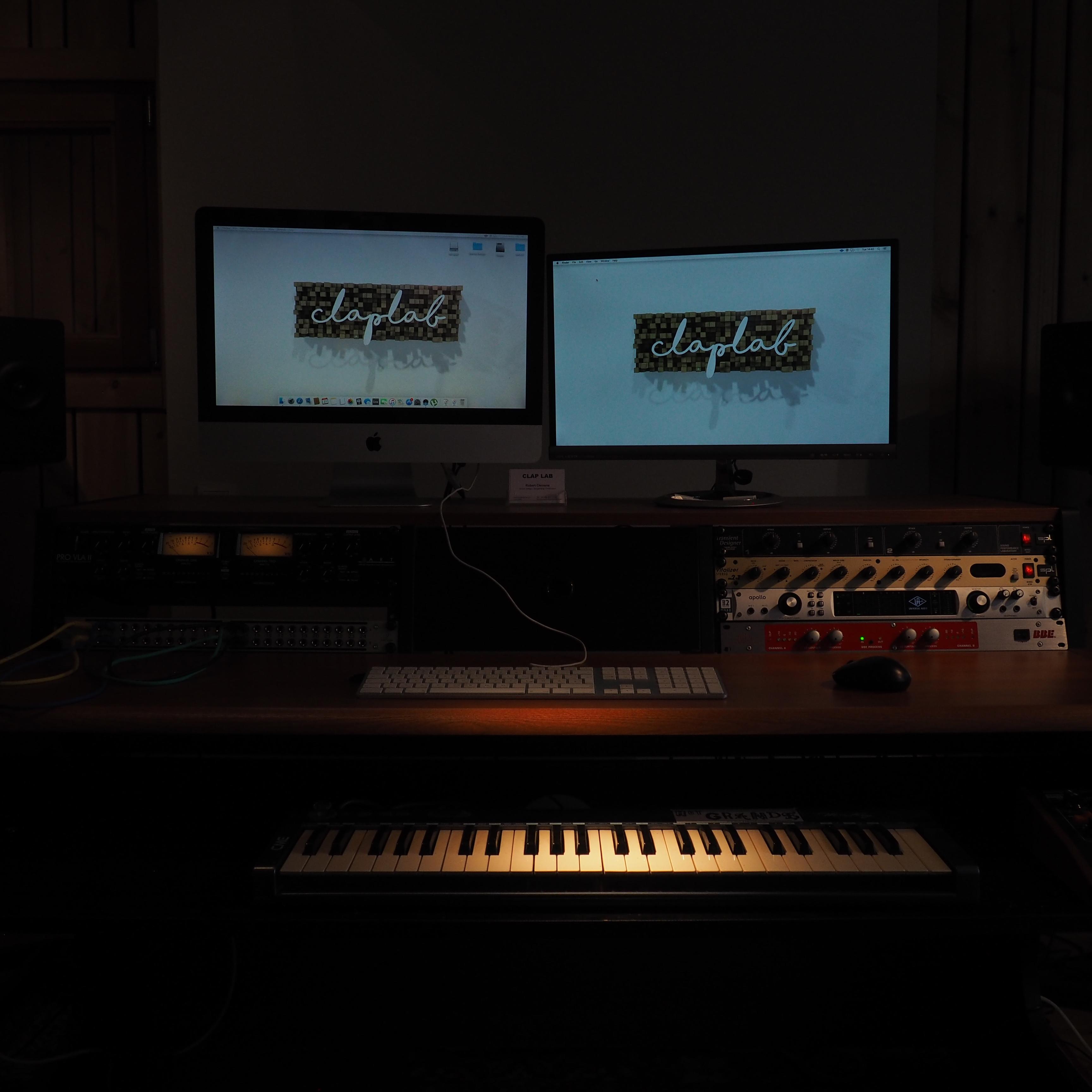 Half day recording