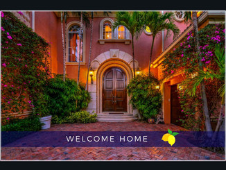 NEW LISTING alert! Magnificent Waterfront Home in Palm Beach County