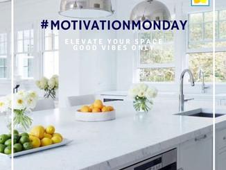 #MotivationMondayHome