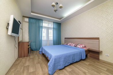 Апартаменты на Баумана Голубая