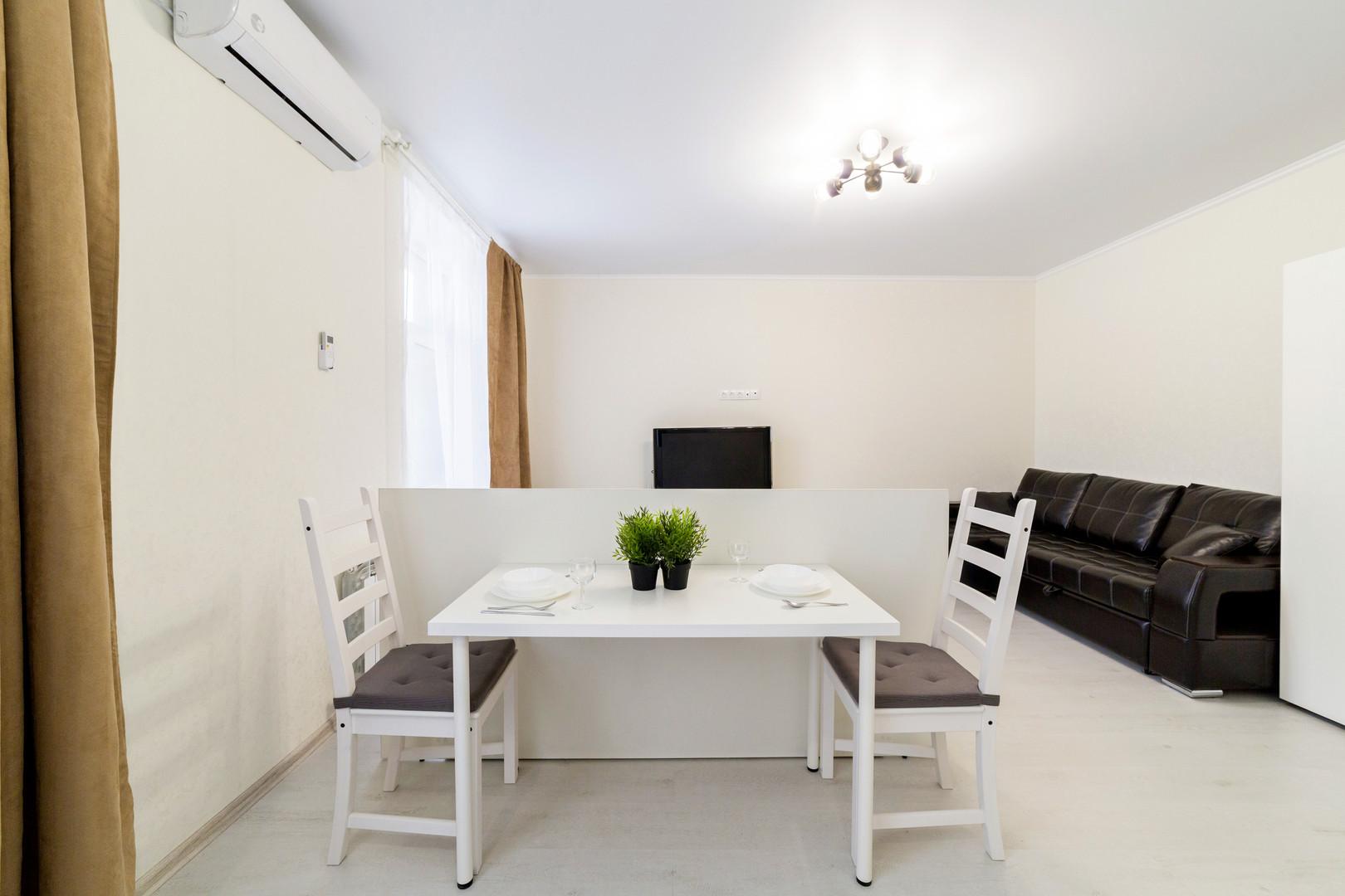 Студия Апартаменты на Баумана