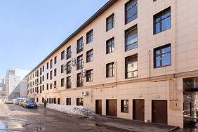 Апартаменты Баумана