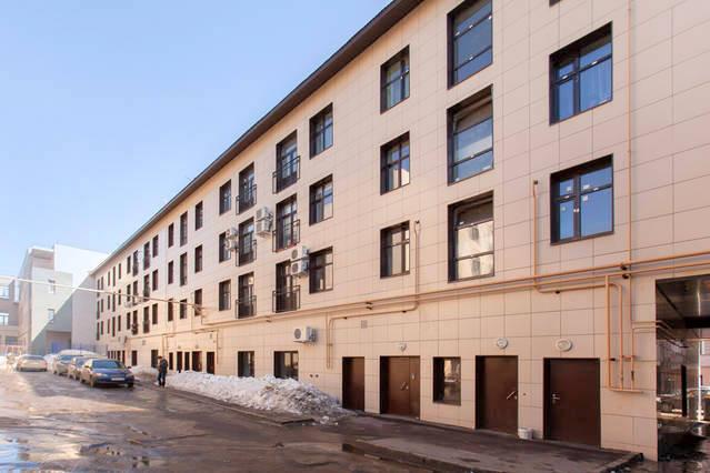 Апартаменты на Баумана