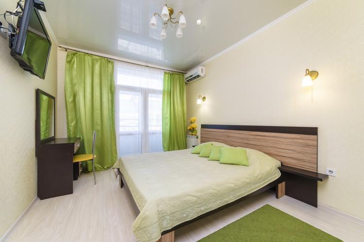 Апартаменты на Баумана с 1й спальной