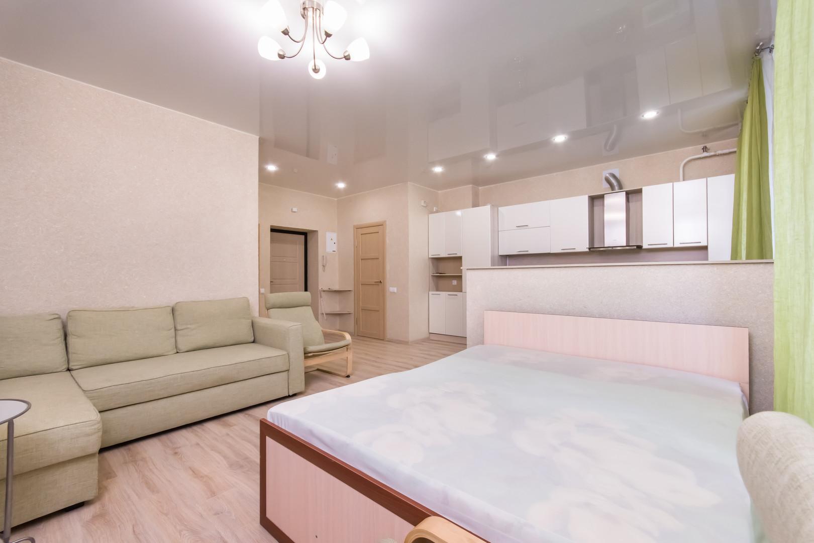 Апартаменты на Баумана (студия 3)