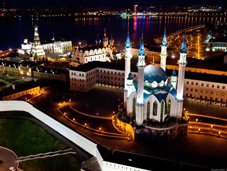 Лучший район Казани или где остановиться на ночлег?