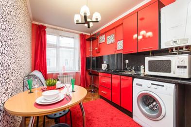 Апартаменты на Баумана(красная)